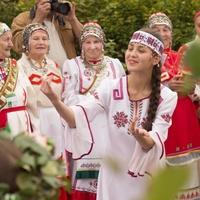 Чуваши отметили традиционный праздник Сурхури