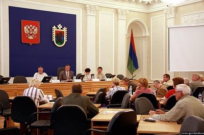 В Карелии приняли проект программы съезда народа