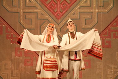 Молодёжь из Германии познакомилась с марийской культурой