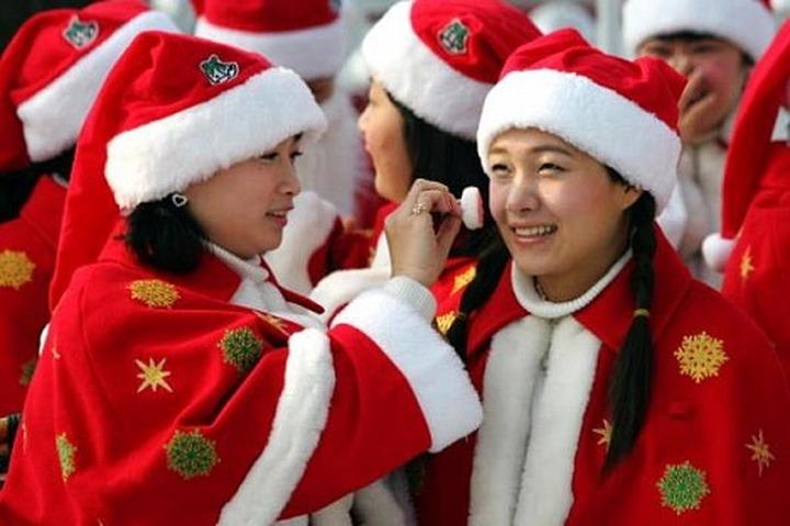 Волгоградские корейцы встречают Новый год