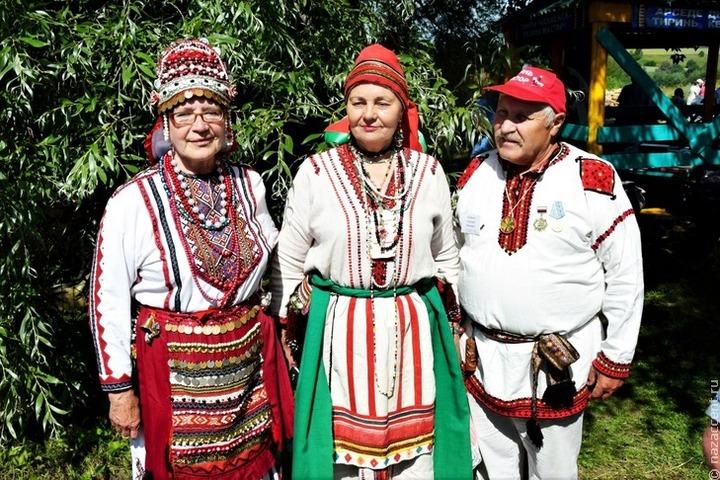 День национального костюма предложили учредить на Съезде мордовского народа