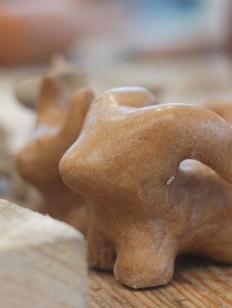 Юбилейный праздник поморской козули отметили в старинном мурманском селе