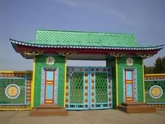 В Улан-Удэ встречают Новый год