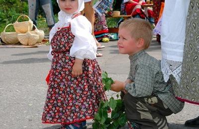 Детская фольклорная ассамблея стартует в Новгороде