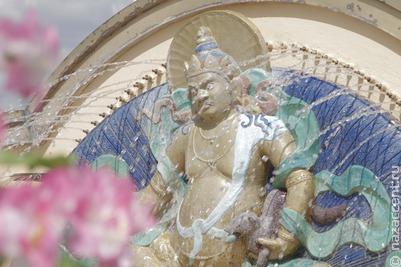 В отдаленном районе Тувы построят буддийский храм