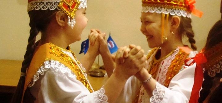 В русские народные игры поиграют в Удмуртии