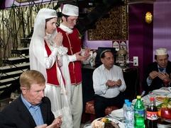 Татары Москвы попросили Собянина не сносить татарский ресторан