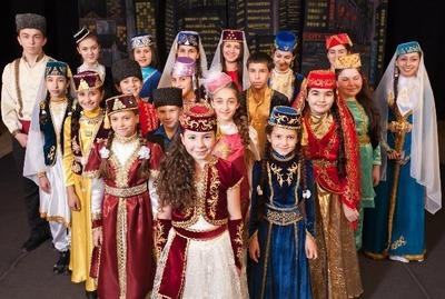 В Ялте прошел Фестиваль языков народов России