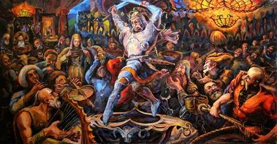 Во Владикавказе выпустят пазлы с героями Нартского эпоса