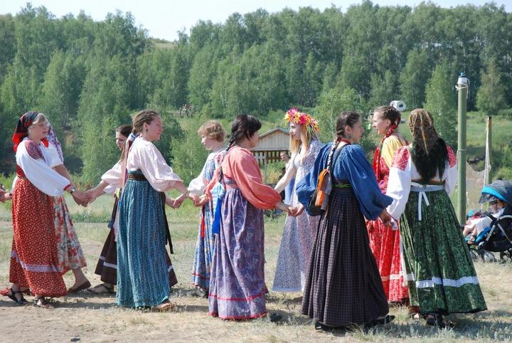"""В Аркаиме проведут фестиваль евразийских народов """"Молодецкие забавы на Ивана, на Купалу..."""""""