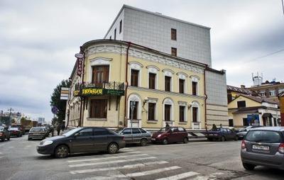 Здание национально-культурной автономии узбеков Татарстана забрали
