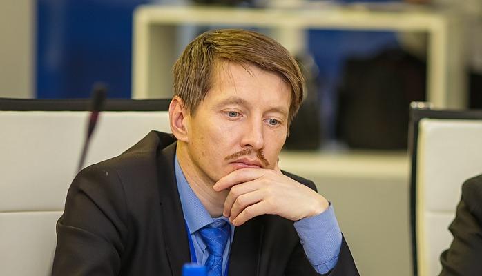 Михаил Харитонов