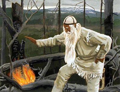 Лекцию о карело-финском эпосе прочтут в Петербурге в преддверии Дня Калевалы