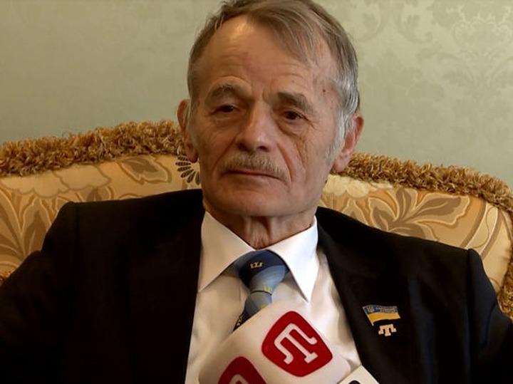 Выдворенный из России экс-лидер крымских татар пожалуется в Европейский суд по правам человека