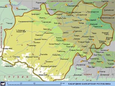 Глава Кабардино-Балкарии: Мы очень бережно относимся к русскому населению