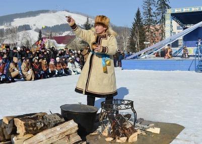 Алтайский Новый год Чага Байрам отметят 14 февраля