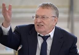 Жириновский обратился к избирателям на татарском языке