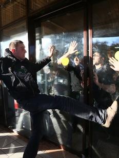 Доклад еврейского конгресса: Мигранты и кавказцы принимают удар на себя