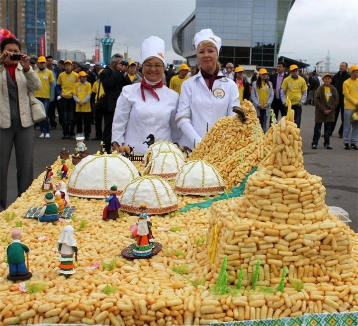 В Ижевске отметят праздник татарского чак-чака