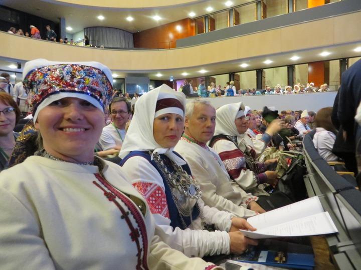 VII Всемирный конгресс финно-угорских народов в Лахти