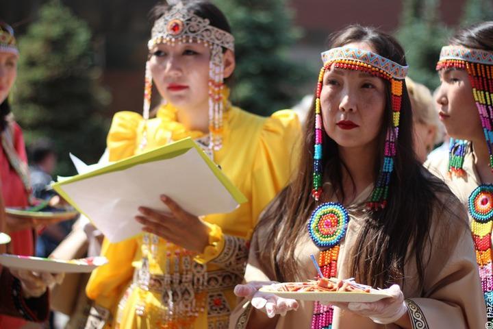 Международная лаборатория по изучению языков северных народов открылась в Якутии
