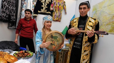 В Воронеже открывается выставка об истории национальных общин