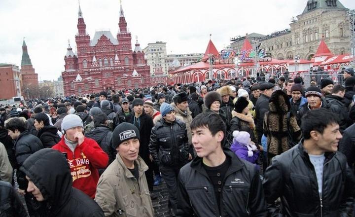 Эксперт: Около 10% населения России составляют трудовые мигранты