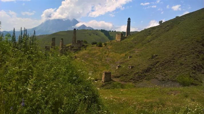 Похороны на Кавказе