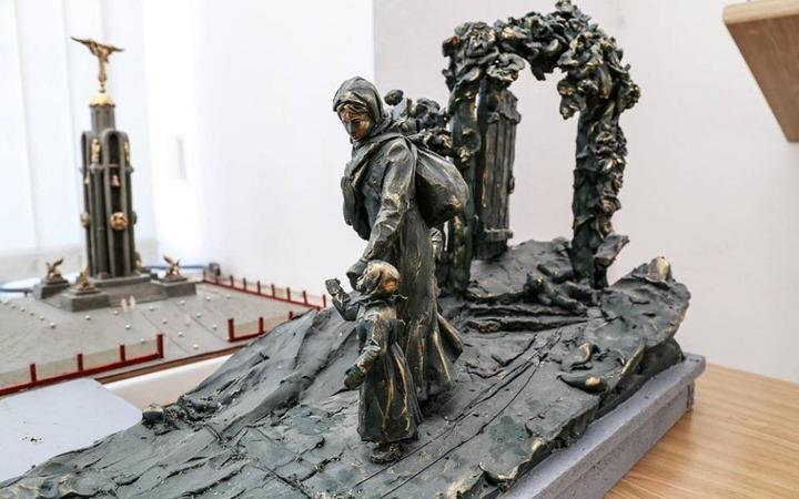 В Крыму выбрали скульптурную композицию для мемориала жертвам депортации