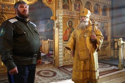 РПЦ недовольна формальным отношением казаков к православию