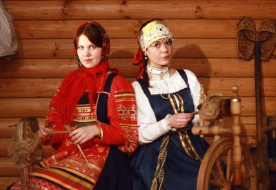 """Гостей """"Этномозаики России"""" сфотографируют в народных костюмах и обучат художественным промыслам"""