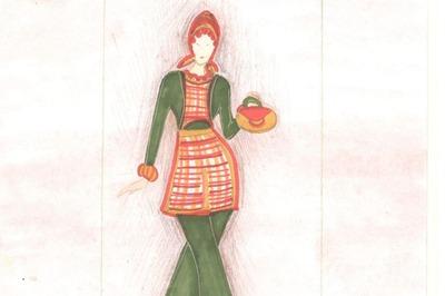 Создатели удмуртских этно-костюмов победили в онлайн-конкурсе
