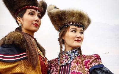 Жители Хакасии приготовили национальные блюда в честь Праздника первого айрана