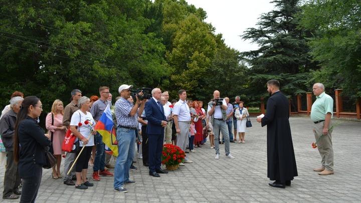 День памяти жертв депортации немецкого народа прошел в Крыму