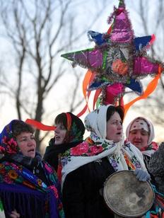 """В Удмуртии проведут белорусские """"Колядки"""""""
