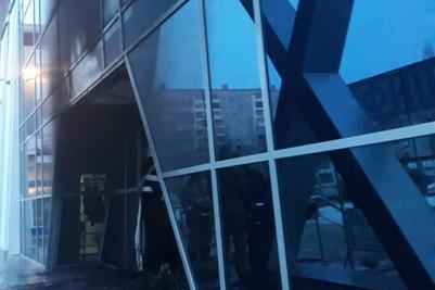 """В Архангельске неизвестные в третий раз подожгли здание синагоги """"Звезда Севера"""""""
