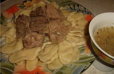 Чеченская национальная кулинария