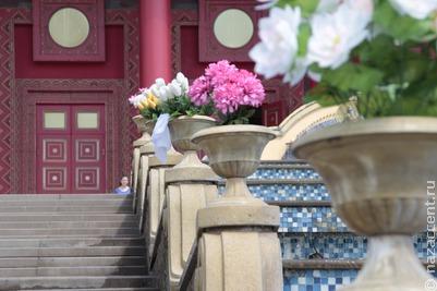 В Астрахани построят первый буддийский храм