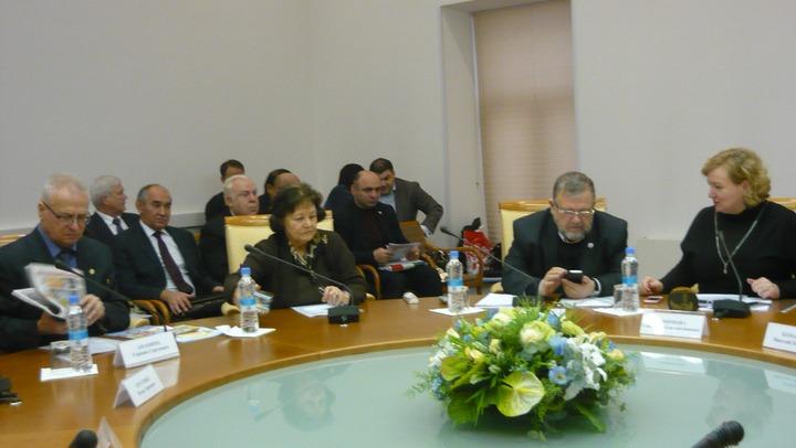 В Москве прошло расширенное заседание Совета Ассамблеи народов России