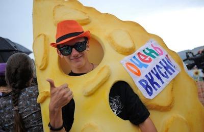 Более 10 тысяч человек приехало на Фестиваль адыгейского сыра
