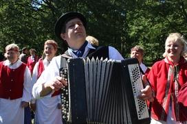 В Ленинградской области отметили ингерманландский праздник Юханнус