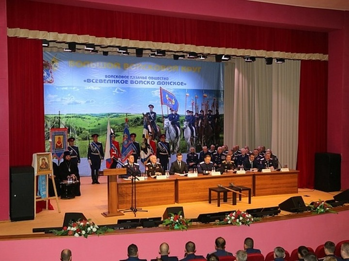 В Волгограде и области отметят 450-летие служения донских казаков