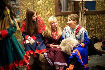 """""""Saami Party"""" устроят в Мурманске в честь Дня коренных народов"""