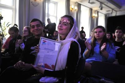 Участники лагеря молодежи в Подмосковье сняли фильмы о межнациональных отношениях