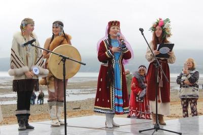 """Этнофестиваль """"Дыхание моря"""" состоится в Магадане"""