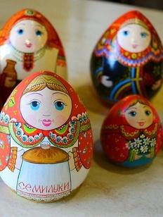 О воронежской матрешке и куколке-мотане расскажут в Воронеже