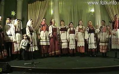 """Выступление детского фольклорного ансамбля """"Горница"""""""
