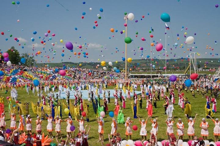 Всероссийский сельский Сабантуй соберет в Ульяновской области 35 тысяч гостей и участников