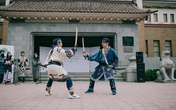 """Японские айны посетили """"Живые традиции"""" в Южно-Сахалинске"""