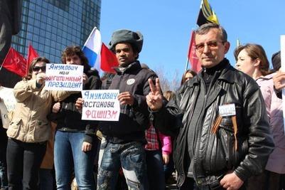 Нацболы призвали МИД РФ вступиться за арестованных на Украине соратников